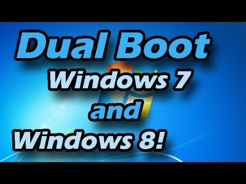 How to dual boot Windows 7 and Windows 8/8.1