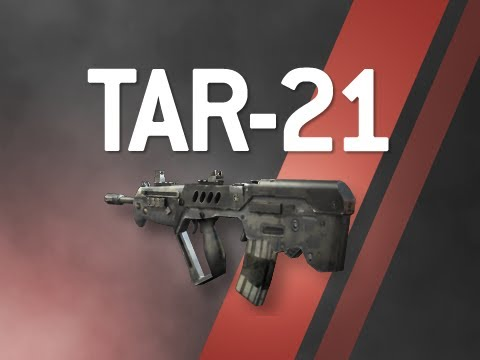 TAR-21 - Modern Warfare 2 Multiplayer Weapon Guide