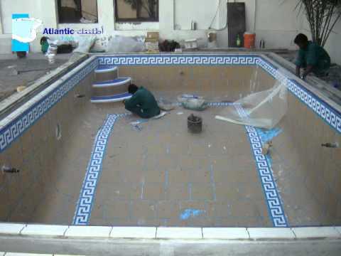 Atlantic Pools Overflow Type Mp4 Youtube