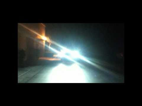2009 Altima Coupe DDM Tuning 55w 6000k HID