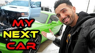 BUYING MY NEW CAR AFTER THE ACCIDENT
