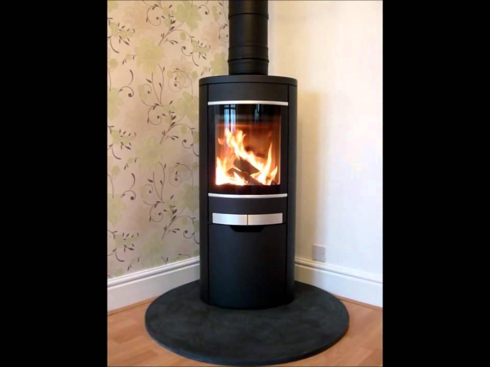 Scan 58 8 Wood Burning Stove Truro Cornwall Youtube