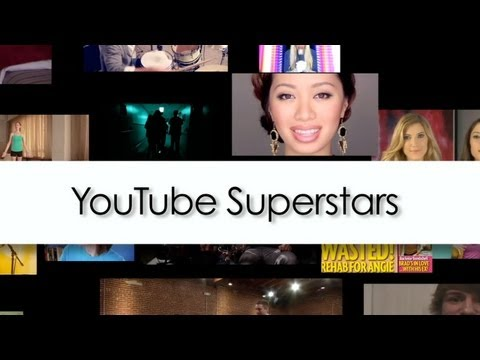 YouTube Superstars Mash-Up!