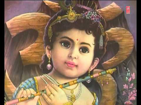 Koi Kaaran Hoga Krishna Bhajan By Anuradha Paudwal [full Song] I Mere Man Main Baso Ghanshyam video