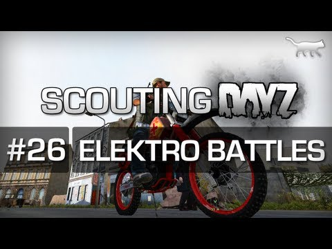 Scouting DayZ - DayZero: 