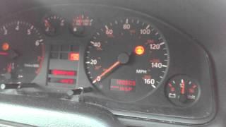 1999 Audi A4 B5 2.8L Quattro Alternator problem