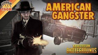chocoTaco: American Gangster (Tommy Gun Challenge) - PUBG Gameplay