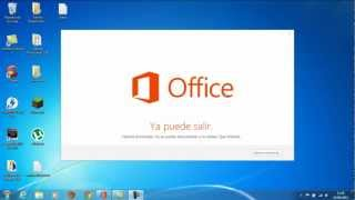 Como descargar e instalar Office 2016 FULL [ESPAÑOL] Windows 10, 8 y 7