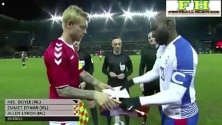 DENMARK VS PANAMA FOOTBALL FRIENDLY// DANMARK VS PANAMA FOOTBALL VENNLIG