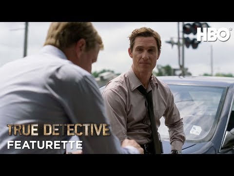 True Detective Season 1: Up Close with Woody Harrelson & Matthew McConaughey -- Fatigue (HBO)