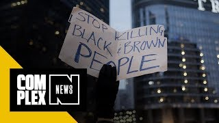 Chicago Residents Protest and Confront Police After Fatal Shooting
