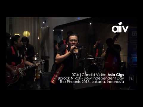 ASIA INDIE VIDEO (CANDID AIV 7B) BOROCK N ROLL - Slow Independent Day