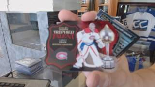 C&C Mystery Gold VIP Hockey 3 Box Break - C&C #6234