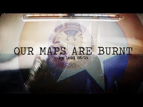 Steve & Bucky | Our Maps Are Burnt