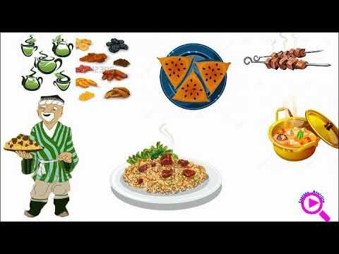 Узбекская кухня  Восток дело тонкое. Чем отличается узбекская кухня от остальных?
