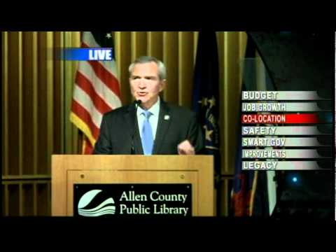 3_2012 Fort Wayne State of City-Co-Location.mpg