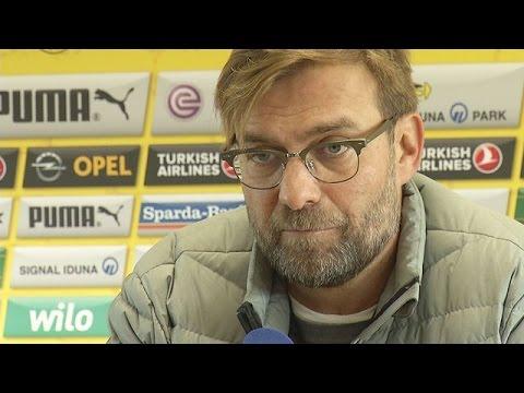 Pressekonferenz: Jürgen Klopp vor dem Derby gegen Schalke 04   BVB total!