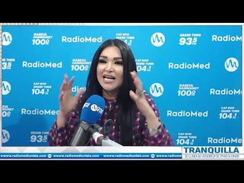 نجلاء التونسية: انا فنانة اغراء و معنديش مشكلة thumbnail
