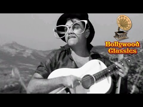 Allah Jane Main Hoon Kaun - Manna Dey Superhit Classic Hindi...