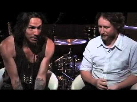 BRANDON BOYD AND MIKE EINZIGER-MOVIE