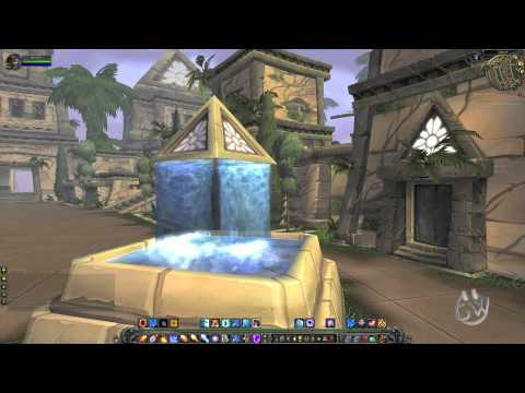 Cataclysm Beta: Un paseo por Uldum