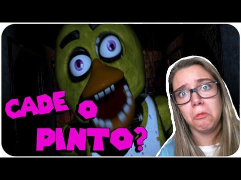 CADE O PINTO? - ESPECIAL DE 600 MIL INSCRITOS! #02 JOGO DE TERROR!