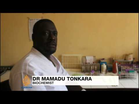 Ebola virus reaches Guinea's capital Conakry