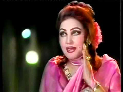 Watch Noor Jehan,   chandani raatain  (HD) Digital sound