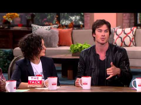 Ian Somerhalder Interview Full (HD) *New*