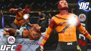 Firestorm Turning Up The HEAT! Crazy Power In Those Hands - EA UFC 2 Ultimate Team Gameplay