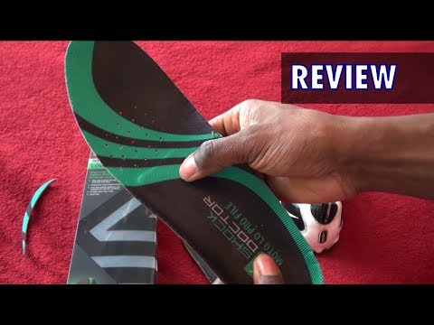 Ep. 81: Shock Doctor Performance Cleat Insoles Review
