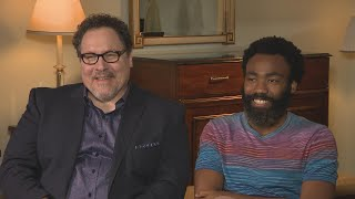 The Lion King: Donald Glover and Jon Favreau (Full Interview)