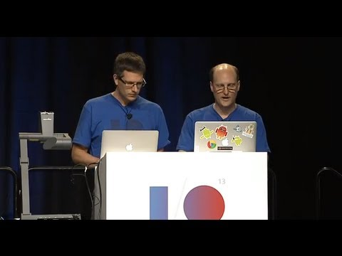 Google I/O 2013 - From Nothing to Nirvana in Minutes: Cloud Backend for Your Android Application