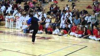 Emily Roeske Open Form- Grand Championship at Desert Storm 2010