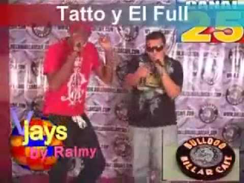 TATTO Y EL FULL  - EL BAILE DEL COJO