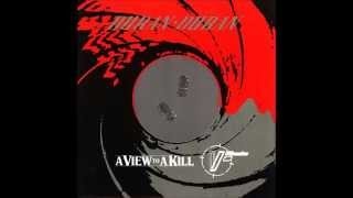 Duran Duran - A View To A Kill (12 Extended Mix)