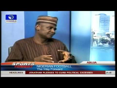 Maigari Says Better Days Ahead For Nigerian Footballer - Part 2