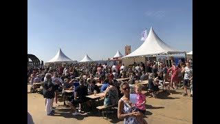 Reeve festival druk bezocht
