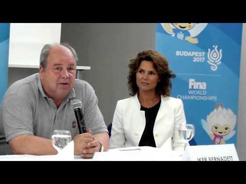 17. FINA Világbajnokság - Sós Csaba, Úszóválogatott szövetségi kapitánya ... 6.