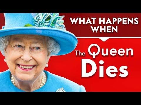 What Happens When The Queen Dies | Vanity Fair