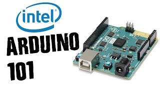 NEW Intel Arduino/Genduino 101 | Overview & My Thoughts