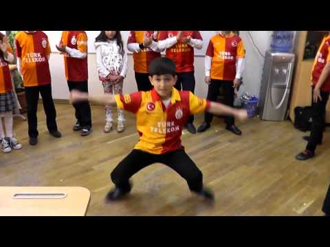 10 year old Galatasaray fan