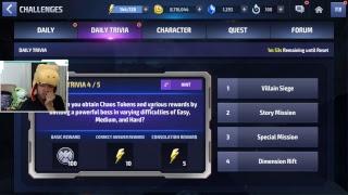 [Live] Marvel Future Fight - ไลฟ์สาระ #117