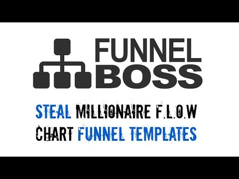 Funnel Boss Review Bonus - Steal Millionaire Flow Chart Funnel Templates