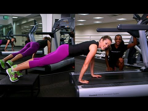 Strength Training Treadmill Workout, Shredmill Fitness, Fit How To