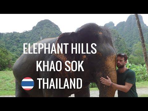 Elephant Hills, Khao Sok National Park, Thailand