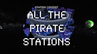 All Pirate Station Contest Entries