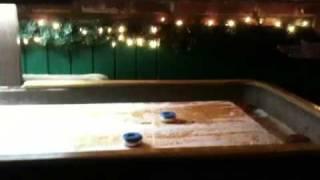 Shuffle Board at Bar Part 2