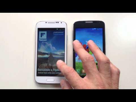 S4 Mini i9500 Android. www.ibertactil.es