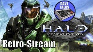 Halo: Combat Evolved Legendary Journey Livestream (Part 1)